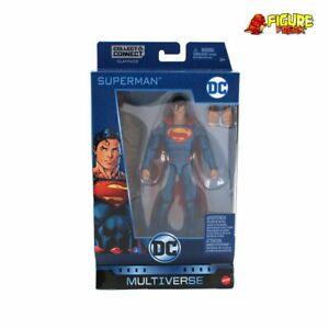 Dc Multiverse Clayface Wave 8 CNC Rebirth Superman Figura ( NM Precintado