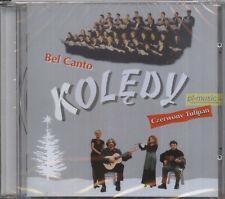 = CZERWONY TULIPAN + BEL CANTO - KOLEDY /carols,pastorals,christmas/ CD sealed