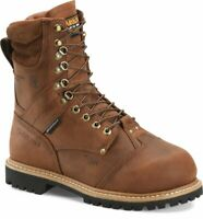 🔥NEW! CAROLINA Metro Hardrock 8 Composite Toe Waterproof Men Work Boot CA7921🔥