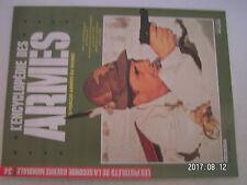 **a2 Encyclopédie des armes N°34 Les pistolets de la seconde guerre mondiale