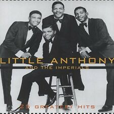Little Anthony & the Imperials, Little Anthony - 25 Greatest Hits [New CD] Austr