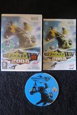 WII : G1 JOCKEY WII 2008 - Completo ! La corsa della tua vita! Compatibile Wii U