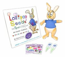 Lollipop Seeds that Sprout Kind Deeds Kit - Children's Easter Book & Accessories