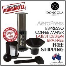 GENUINE AEROPRESS COFFEE MAKER Espresso Drip Pour Over Brewer Press LATEST MODEL