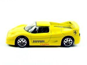 MATCHBOX / Ferrari F50 (Yellow) / MULTIPACK EXCLUSIVE.