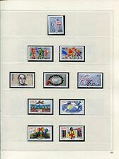 Berlin 1965 - 1990 ** Sammlung in SAFE Vordruckalbum