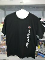 Independent Truck Company Iron Cross Skateboard Tee T-shirt Black Size X- Large