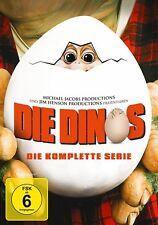 DIE DINOS - DIE DINOS-DIE KOMPLETTE SERIE (SO  9 DVD NEU
