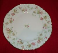 """Hutschenreuther Selb Bavaria PASCO The Maple Leaf Dinner Plate-7578, 9.75""""D"""