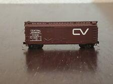 N Train Central Vermont CV 45166