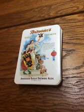 Budweiser's Greatest Triumph Large Complete Playing Cards 3.75 Inch