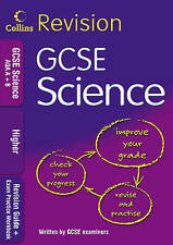 Collins Revision GCSE Science AQA A+B: Higher: Revision Guide + Exam Practice W…