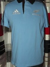 Rugby New Zealand All Blacks (All Blacks) Adidas (S) Shirt Jersey Trikot Maglia