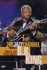 B.B. King - The Jazz Channel Presents Best of The Best (2000)   DVD NEW