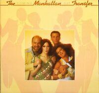 THE MANHATTAN TRANSFER coming out K 50291 uk atlantic 1976 LP PS EX/EX + inner