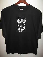 BeastFest East Bay Express Rock & Roll Punk Heavy Metal 2001 Concert T Shirt Lrg