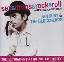 [BRAND NEW] CD: IAN DURY & THE BLOCKHEADS: SEX&DRUGS&ROCK&ROLL
