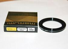 Anello adattatore  filtro Serie VII (7) a 52 mm  ring Step-Up Serie VII - 52 mm