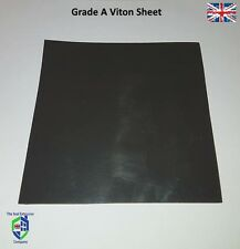 VITON RUBBER SHEET GRADE A  -  Various sizes and Thickness