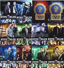 NYPD BLUE the Complete Series Seasons 1-12 - Season 1 2 3 4 5 6 7 8 9 10 11 12