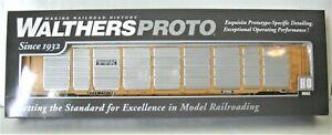 Walthers Ho Proto Ltd Edit. Tri-level Auto Rack #620-101431 TTX/ETTX Modern NIB