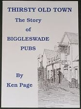 BIGGLESWADE PUBS HISTORY Public Houses Beer Brewing Bedfordshire Ale Tavern Inns
