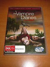 THE VAMPIRE DIARIES : COMPLETE SEASON 1 [ 5-DISC SET ] DVD REGION 4