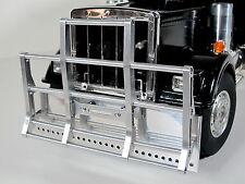 Aluminum Front Bumper + Animal Guard for Tamiya 1/14 R/C Semi King Grand Hauler