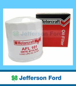 Genuine Ford Falcon Oil Filter Bf Fg Afl101 Set of 10