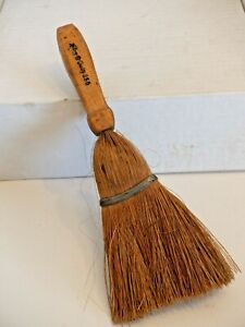 Vintage KELLOGG QUALITY #255 SMALL BRUSH, WISK BROOM, 1947-1954