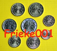 Litouwen - Lituanie - 1 cent tot 2 euro 2015 unc.