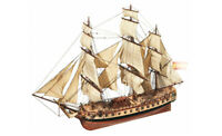 OCCRE Diana  1:85 Scale 14001 - Model Ship Kit