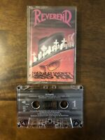 RARE REVEREND PROMOTIONAL WORLD WON'T MISS YOU CASSETTE TAPE METAL HEAVY METAL