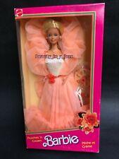 Peaches 'n Cream Barbie Doll 1984 Classic N and ~ Peche et Creme Foreign Box