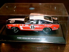 FORD BOSS 302 MUSTANG 1969 SCALEXTRIC SLOT CAR 1/32