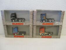 (K2) 1:87 Albedo 4 X Zugmachine Truck New Boxed H0 Gauge