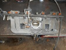 Jeep 4.0 L intake manifold and throttle body 1991 1992 1993 cherokee comanche