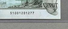 """1979 BANK OF CANADA $20 *Lawson & Bouey* Replacement """"510"""" BCS VF35 BC-54aA"""