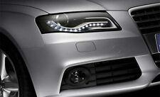 Audi A4 B8 8K DRL Bi Xenon Headlights TFL AFS headlights SET pair FROM 2010-