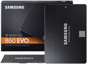 "250GB 500GB 1TB 2TB Internal SSD - Samsung EVO 860 2.5"""