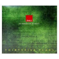 THE DALI CD Thirtyfive Years VOL. 5 Digipack Vorführ Audiophile Test Kompilation