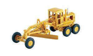Caterpillar 1/87 CAT Diesel No 12 Motor Grader HO Norscot 55173 Vehicle