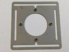 Nest Learning Thermostat's Steel Mounting Plate