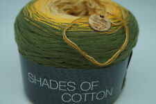 Lana Grossa Shades Of Cotton 1 Bobbel mit 200 Gramm Farbe 106
