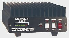MIRAGE B-320-G 200 W HT and Mobile 2 Meter Amplifier