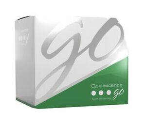 New/Sealed Opalescence Go 15% Teeth Whitening Trays (4 pack, Mint Flavor, Boxed)
