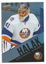 2015-16 Jaroslav Halak Tim Hortons Canada Base Card #41 Mint