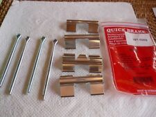 QUICK BRAKE 0975 Zubehörsatz für Bremsbelagsatz / Bremsbeläge NEU OVP NOS OPEL