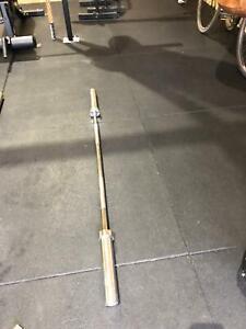 1.5m bar (c5ft) Weight Training Bar - New - 8kg