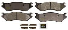 Disc Brake Pad-Total Solution Semi-Metallic Front Monroe Dynamics Premium DX966